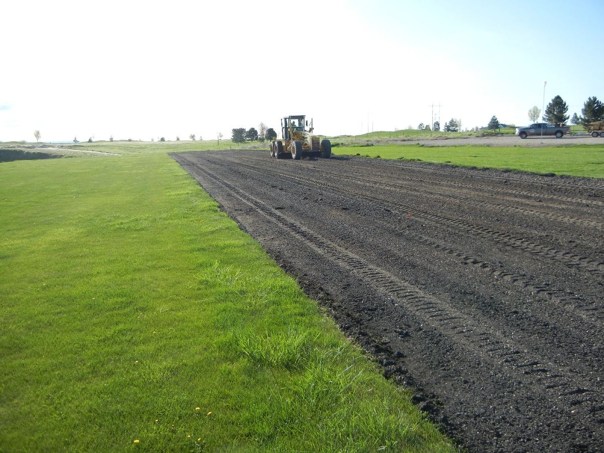 By April 2012, the runway was in need of repair. The club voted to repave the runway.